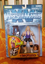 WF Wrestle Mania Al Snow Action Figure Fully Loaded with Slammin Stool and Head