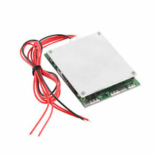 4S 100A 12V w Balance LiFePo4 LiFe LFP 18650 Battery BMS Protection PCB Board GD