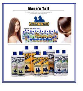 Mane 'n Tail/Deep Conditioner/Deep Shampoo- Full Range