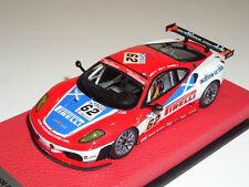 1/43 BBR Ferrari F430 GT Scuderia Ecosse FIA Spa 2008 #62