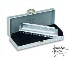 SEYDEL SÖHNE  Power  Chromatic  SAXONY Mundharmonika 52480PC in G