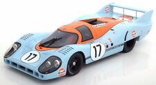 CMR Porsche 917 Gulf LH 24h Le Mans 1971 Siffert/Bell #17 1/18 Scale New Release