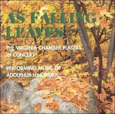 NEW - As Falling Leaves: Virginia Chamber Players Perform In Concert