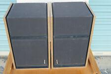 Bose 301 series III Direct Reflecting Bookshelf Speakers - Walnut