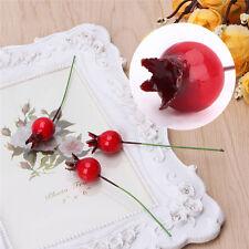 20Pcs Mini Seductive Fake Pomegranate Christmas Wedding Fruit Artificial Decor