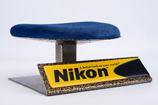 Vintage Nikon Padded Camera or Lens Camera Store Shop Display Stand V19