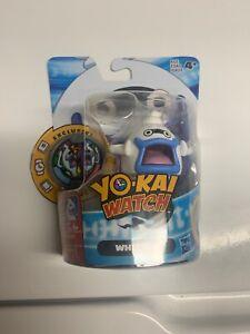 Yo-Kai Hasbro Watch Medal Moments Figure Whisper Brand New In Box