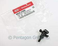 New Genuine Kia Ceed 2012- RH Drivers Side Windscreen Washer Jet 98630A2900