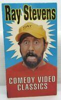 Ray Stevens Comedy Video Classics VHS