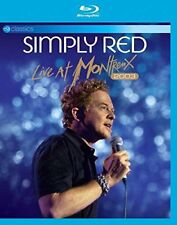Simply Red: Live At Montreux 2003 [Blu-ray] [Region A and B and C] [DVD]