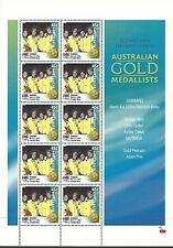 Australia 2000 - Sports Gold Medalists Sydney Olympics Swimming - Sc 1880 MNH