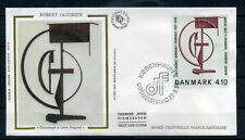 FRANCE 1988 FDC 1° jour Tableau Jacobsen, timbre 2551