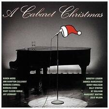 A Cabaret Christmas by Barbara Cook, Billy Stritch, Ann Hampton Callaway, KT Su