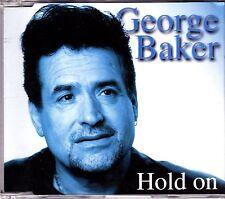George Baker-hold on Promo cd single