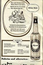 Verpoorten--Eierlikör--Mit Rezepte--Witwe Bolte --Werbung von 1960--