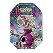 POKEMON HOOPA EX TIN Best Of 2016 SEALED BOOSTER BOX TCG Cards Powers Beyond