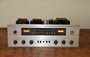 VTG (1964) Fisher 500-C Stereophonic FM Multiplex Tube Stereo Tuner Receiver