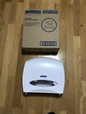 Kimberly Clark Professional Jumbo Roll Tissue Dispenser With Sub Roll New In Box