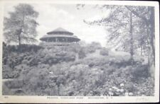 PAGODA at Highland Park, Rochester, New York POST CARD ... long gone #ROC