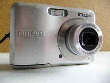 Fujifilm FinePix A Series A150 10.0 MP Digital Camera - Silver