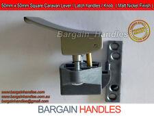 Caravan lock and Lever - Motorhome,Boat-Cupboard handle mod.brev caravan latch