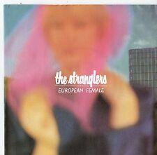 "The Stranglers - Euroean Female 7"" Single 1982"