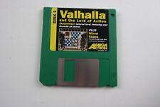 COVER azione Amiga Disk Valhalla e il signore di azione NOV 1994 testato funzionante