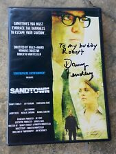 """VERY RARE! AUTOGRAPHED """"Sandtown"""" Horror DVD-Part of Large Collection!"""