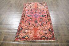 Persiano Tradizionale Lana Vintage 3.2 x 5.9 Tappeto orientale fatto a mano Carpet Rugs