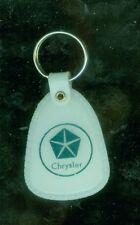 Vintage 1970's Chrysler automobile plastic key chain