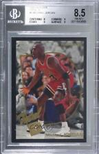 1992-93 Fleer Total D Michael Jordan #5 BGS 8.5 HOF