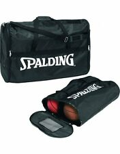 SPALDING BASKET TIPO MORBIDO NYLON 6 BALL vettore Zipper Borsa Compatta