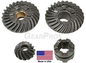 Lower Unit Gear Set OMC V6 and small V8 3.0-5.8L Cobra I/O Gears - 986980 987670