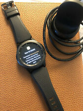Samsung Gear S3 Frontier Bluetooth Smart Watch - Black with Charging Base