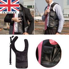 Underarm Holster Anti-Theft Shoulder Bag Hidden Card Case Wallet Phone New UK