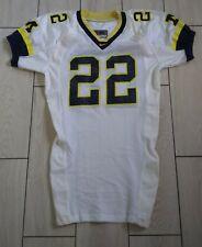 Jamar Adams Nike University of Michigan Football Team Game Away Jersey 46