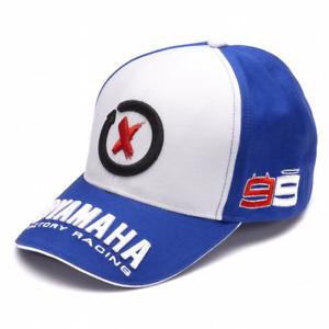 Jorge Lorenzo Cap - Yamaha Factory Racing - #99 - Moto GP - Superbike - X Fuera