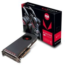 Sapphire RX Vega64 8GB PCIe Video Card - ~1 month old