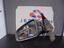 02-06 AUDI A4 B6 Cabriolet passagers côté électrique Aile Miroir Gris Argent