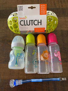 Baby Bundle Boon Clutch Dr Browns Tomee Tippee Bottles