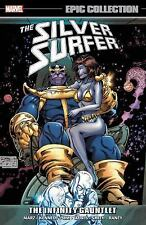 Silver Surfer Epic Collection: the Infinity Gauntlet (2017, Paperback)