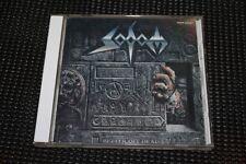 SODOM Better Off Dead CD Japan 1990 TECP-25561 OOP Kreator Destruction
