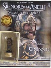 THEODEN albo e miniatura n.9 Signore Degli Anelli-De Agostini -Lord of The Rings