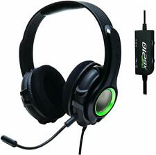 Cruiser XB210 Bass Quake Stereo Gaming Headset / Detachable Mic Xbox 360 NEW