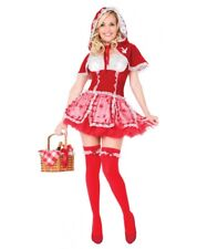 Playboy Red Hood costume