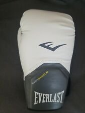 Everlast Size 12 Ounces Pro Style Elite White Right Training Glove Only! New