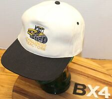 FEDERATED AUTO PARTS RACING KENNY SCHRADER HAT BLUE EMBROIDERED ADJUSTABLE BX4