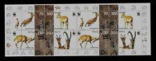 ARMENIA Sc 543B NH BOOKLET of 1996 - WWF - ANIMALS