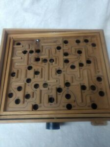 Vintage BRIO Labyrinth Maze Game (Made in Sweden)