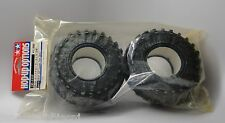 Tamiya 54117 Cliff Crawler 2.2 Tires, CR-01 Rock Crawler Ford Bronco / FJ Scaler